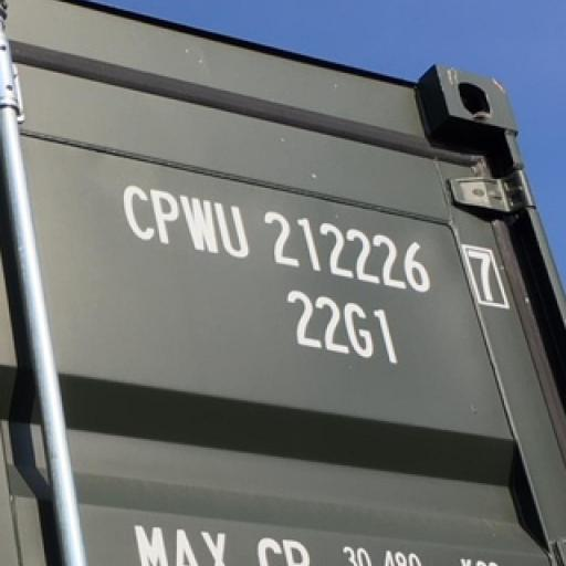 The Container Number and that Check Digit